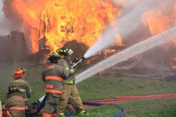 fire dept training 5-22