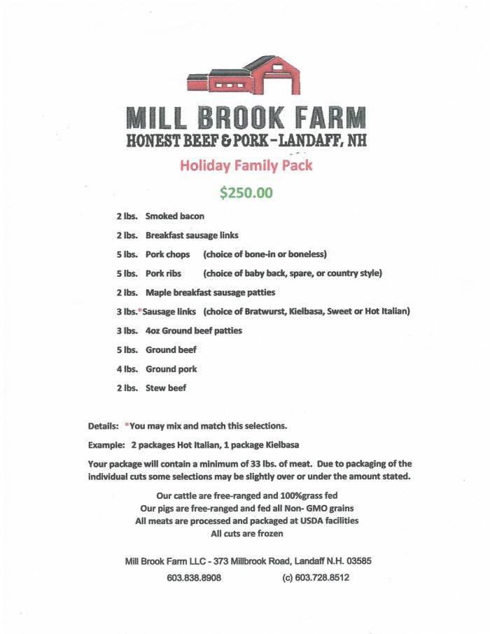 Mill Brook Farm